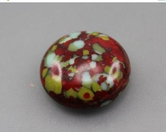 Flash Sale Fused Glass cabochon