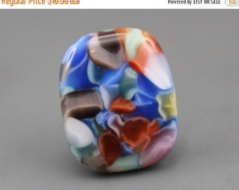 Clearance Fused Art Glass Cabochon