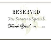 RESERVED for Brooke - 105 Handmade Custom Soap Favors with Complimentary Cellophane clear bags