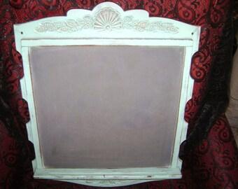 Vintage Chalk Board with ledge