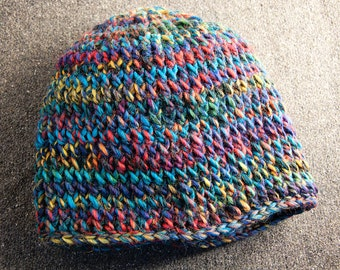 The Deep Blues Beanie
