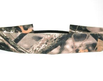 Camo Adult Headband Hunting Camouflage