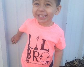 Little brother arrow shirt hipster Lil bro shirt little brother pregnancy announcement shirt pregnancy reveal shirt Lil brother shirt