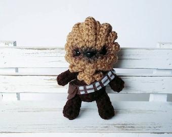 Chewie Amigurumi