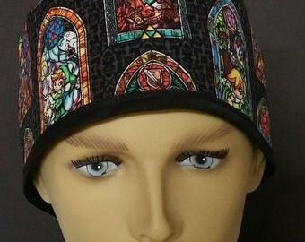 zelda scrub cap