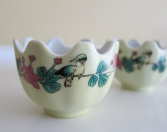 Vintage Chinese Tea cups (2)