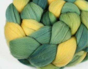 PACKERS Merino wool roving,  4.0 oz