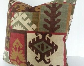 Both Sides / Southwest Pillow / Navajo Pillow / Cabin Pillow / Aztec Pillow