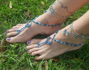 Goddess Sandals ~ Barefoot Sandals