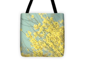 Art Tote Bag Sunny Blooms 1 fine art photography Fashion