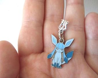 Pokémon GLACEON European Bracelet Charm - Pokémon European Pandora charms