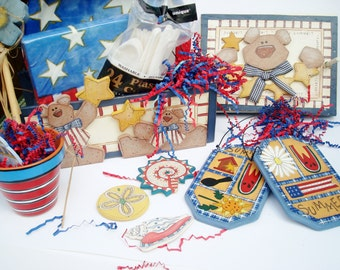 Summer Grab Bag- Patriotic Party and Decor