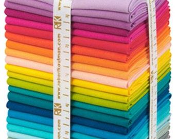 Kona® Cotton - Elizabeth Hartman Designer Palette - FQ Bundle