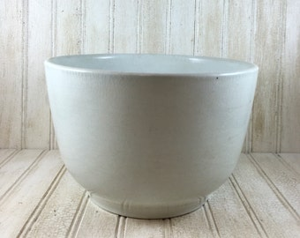Vintage JG Meakin Large Ironstone Mixing Bowl