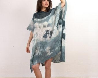 Black cotton caftan, caftan dress, oversize loose dress cotton dresses, summer gown, loose dresses, large size dresses