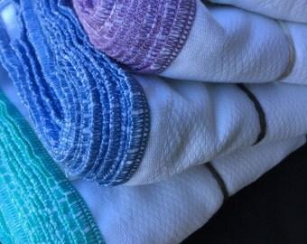 Paperless Towels, Unpaper Towels, Reusable Paper Towels (Pack of 12)