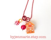 Shopkin Charm Necklace Ginger Fred Season 3
