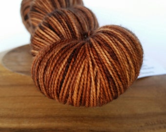 Fingering, Of The Earth - First-String PLUS SW Merino/Nylon,