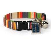Tomcat Baker Time Travelling Cat Collar