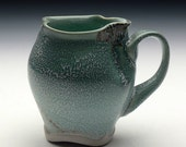 Teal and Mint Green Mug