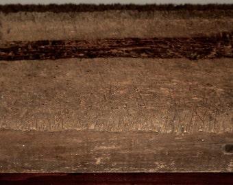 Antique - Vintage - Primitive Chopping Block / Board