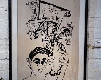 Art by Edward Schlinski