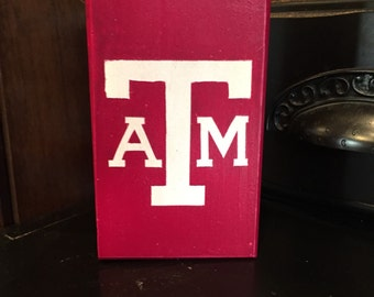 Texas A&M hook and ring game!
