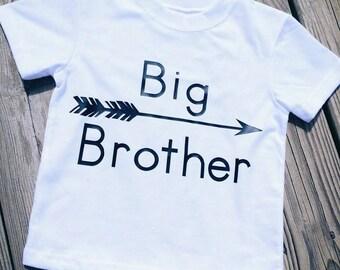 Boys Clothing, Big Brother Shirt