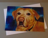 Buddy the Dog art card by...