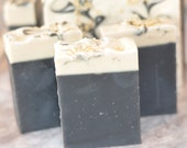 Oatmeal Stout Handmade Cold process Beer Soap