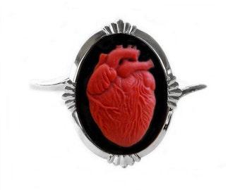 Anatomical Heart Cuff