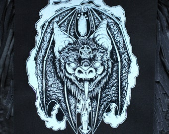 Bat Talisman Patch