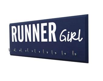 Runner girl, Medal hanger, running medal holder, running medal hangers, running medal holder, running medal display rack, medal racks
