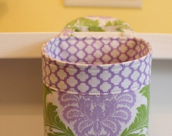 Thread Catcher / Scrap Caddy / Pincushion / by Windham Lavender and Sage