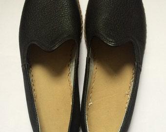 Turkish Yemeni handcrafted real leather boho shoes