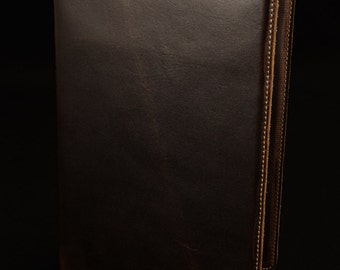 Leather Journal, Brown Leather Diary: Classic Journal (Coffee)