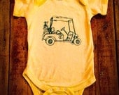 Golf Cart Baby Suit