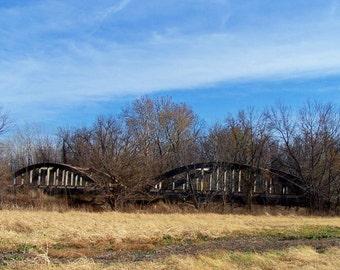 Graffiti Bridge Hartford Kansas