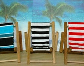 SALE  Large Classic Striped Cell Phone Chair ~ 5 Color Choices Mamakohawaii