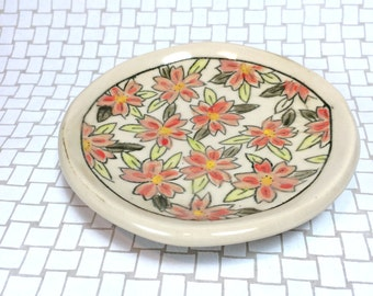 Floral Dishes: Cherry Blossom