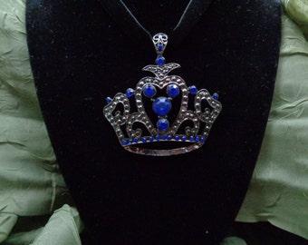 Something Blue Crown