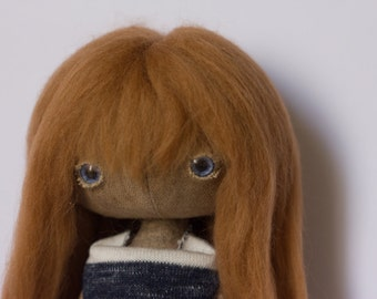 totootse doll #163