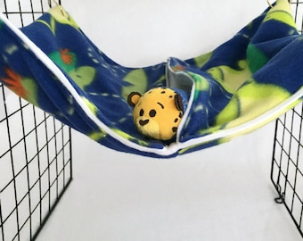 Frogs #4 rat hammock, rat bed