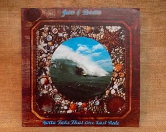 CRAZY CUPID SALE Jan and Dean - Jan & Dean - 1974 Vintage Vinyl 2 lp Gatefold Record Album