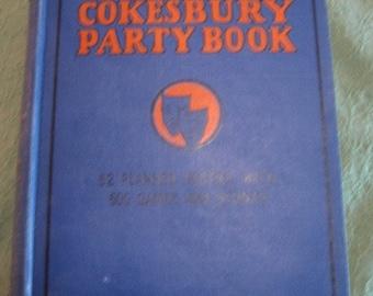 Cokesbury Party Book 1932