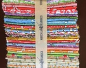 Storybook Vacation Fat Quarter Bundle by Whistler Studios