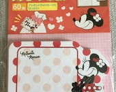 Disney Micky Mouse Memo Pad/Note Pad From Japan