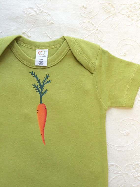Gender neutral Baby Clothes Hand Painted Organic by