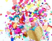 The perfect Valentine's Confetti Pop - Party Mix