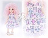 Littlefee YoSD Kawaii Owl Dress